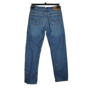 Levis 514 Slim Jeans Mens Sz 30X30 Boys Sz 20 Reg